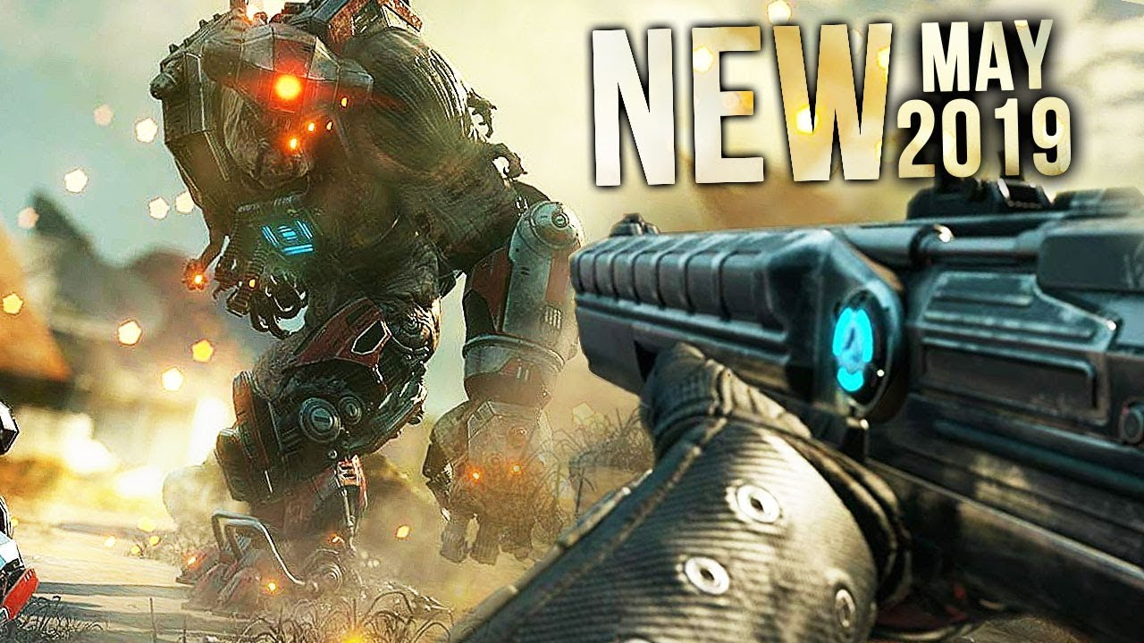 Top 10 New Games Of May 2019 Youtube