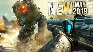 Top 10 NEW Games of May 2019