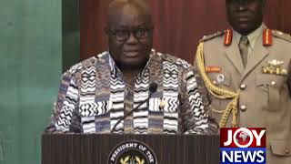 Akufo-Addo alarmed over turf war in Ghana's missions. (17-12-18)
