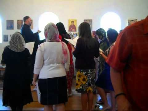 Orthodox Liturgy - Psalm 33
