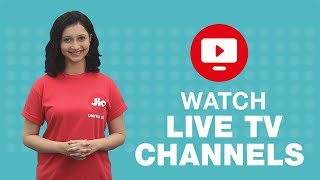 Video Jio TV - How to Watch Live TV Channels or Programs on Jio TV (Hindi) | Reliance Jio download MP3, 3GP, MP4, WEBM, AVI, FLV Juni 2018