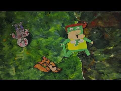 Turnip Starfish Animation Easter 2019