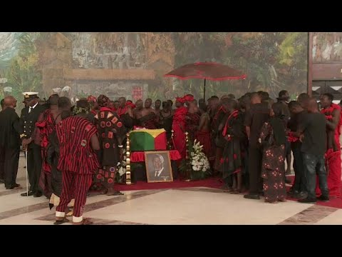 Os quadros de Kofi Annan
