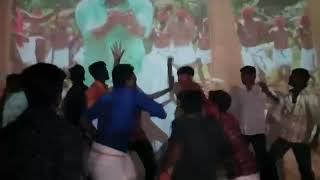 Manamadurai Thalafans Viswasam Special Show celebration