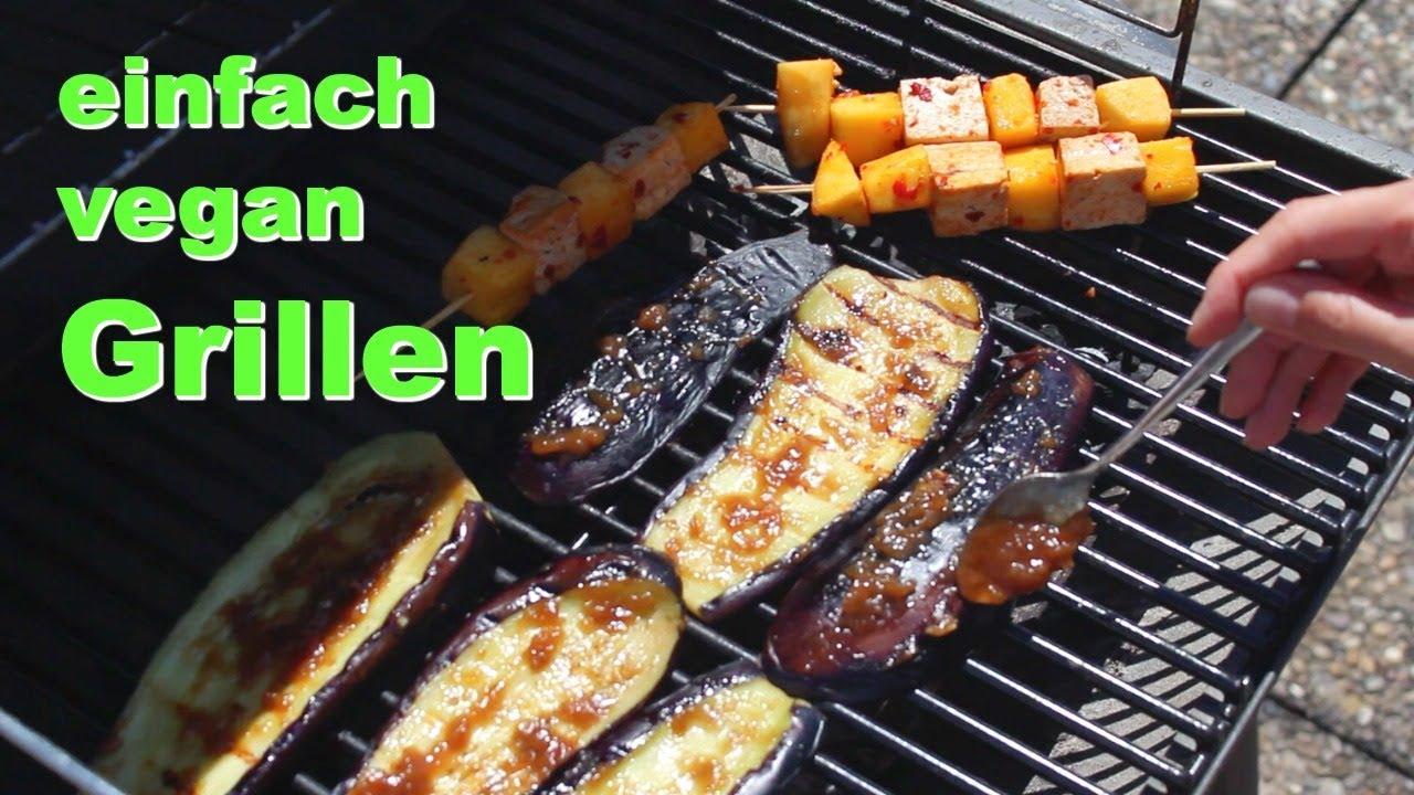Rezepte Für Gasgrill Vegetarisch : Vegan bbq zwei einfache grill rezepte yummypilgrim youtube