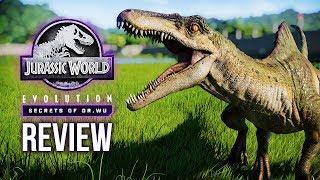 Jurassic World Evolution: Secrets of Dr Wu Xbox One — buy