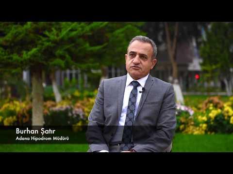 Burhan Şatır - TJK Adana Hipodrom Müdürü
