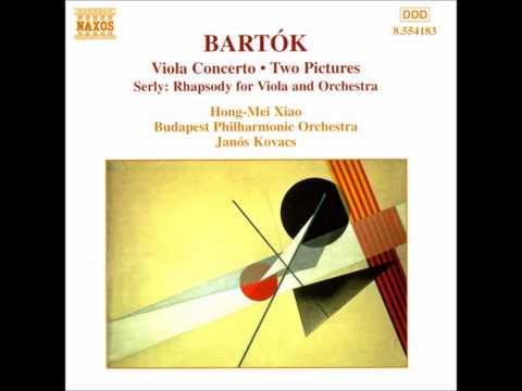 Bartók: Viola Concerto (1995 Version) - 3. Finale: Allegretto