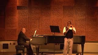 Grondahl Concerto (Mvt.  2)