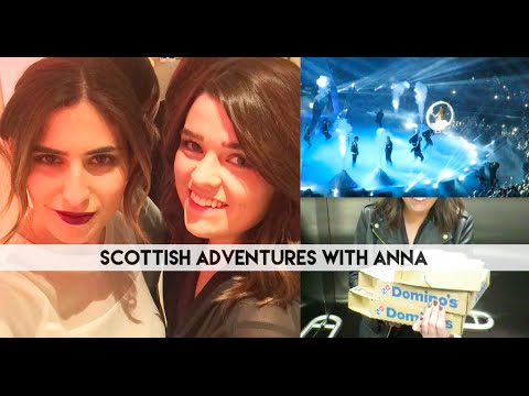 Scottish Adventures with Anna! // Lily Pebbles