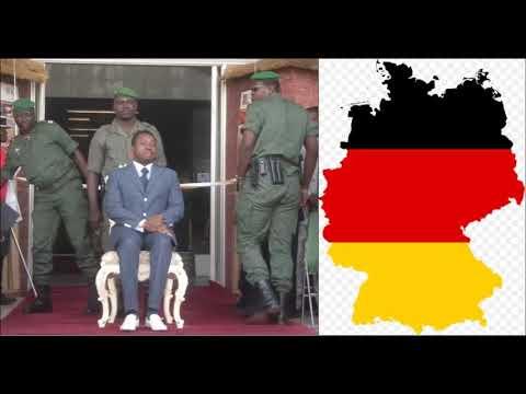 """Les journaux allemands traitent Faure de """"crâneur"""" et abordent la chute de son regime dictatorial"""