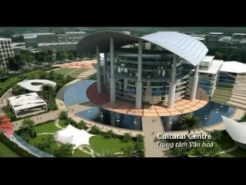 Binh Duong New City - English