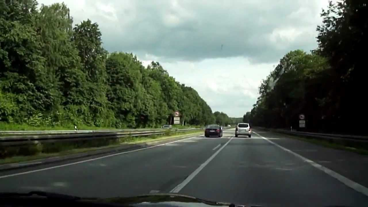 Driving Amsterdam to Cologne - YouTube