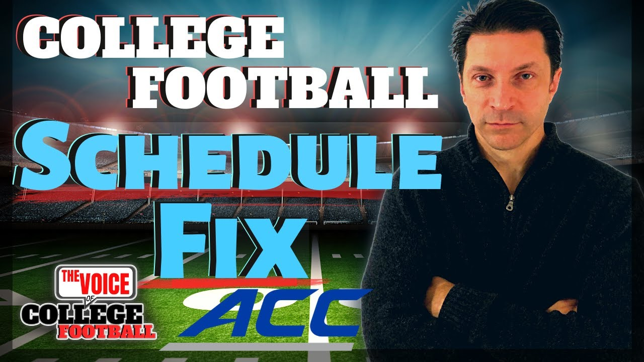 College football TV and radio schedules for 2021 season