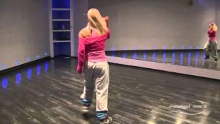 Анна Винчук - урок 9 [Sexy R&B]