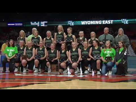 Wyoming East Falls to North Marion in AA State Championship