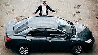 Обзор Toyota Corolla X с роботом. На что смотреть при покупке.