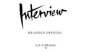 Intro for Interview Magazine