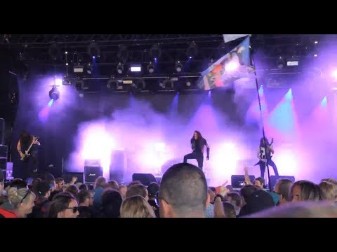 GOATWHORE Interview at Roskilde Fest 2013 on Metal Injection