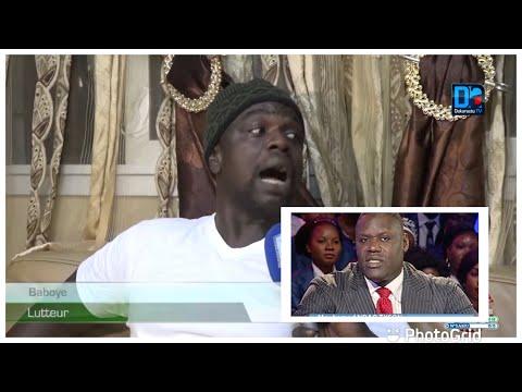 Présidence Cng de lutte : Baboye vote Tyson