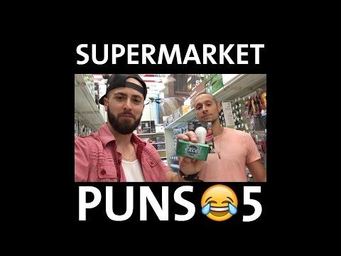 Supermarket Puns (Part 5)