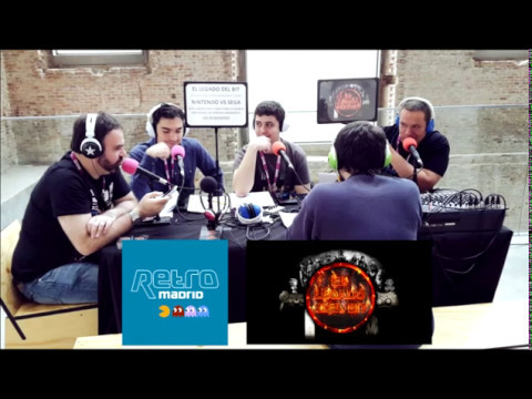 RETROMADRID 2017 : NINTENDO VS SEGA 8 BITS & 16 BITS