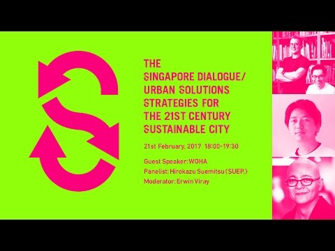 """Strategies for the 21st Century Sustainable City"""