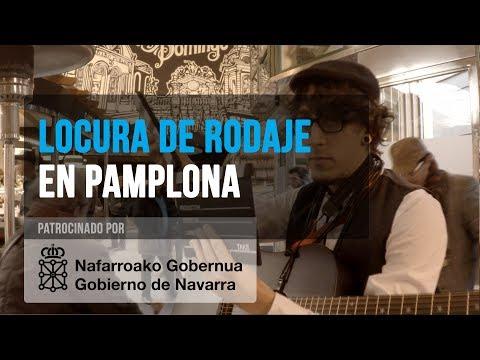 Humor en el Mercado de Santo Domingo - Pamplona