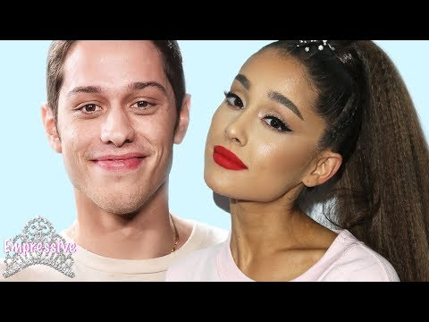 Ariana Grande and Pete Davidson engaged for love...or for PR?