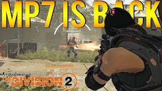 The Division 2 | MP7 is back! Solo DZ PVP #99