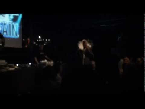 James 'D-Train' Williams - Oh How I Love You Girl LIVE in Amsterdam 2012