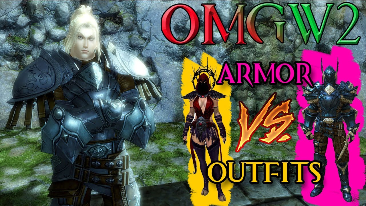 OMGW2: Let's Talk Outfits & Armor Skins
