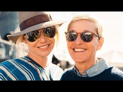 Ellen DeGeneres speaks for local first responders in Santa Barbara County