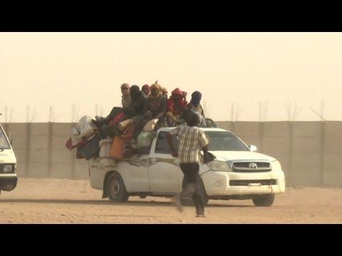 Au Niger, Agadez, un carrefour de l'espoir et des rêves brisés