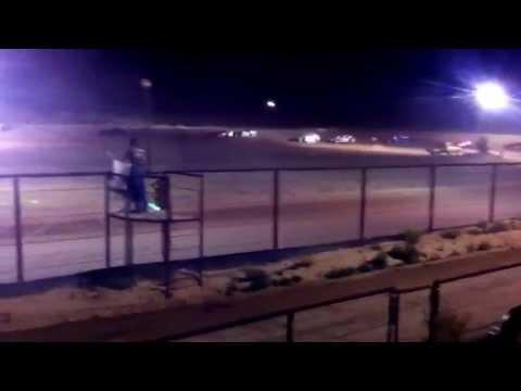 Roadrunner Speedway IMCA Southern Sportmods 6-1-13