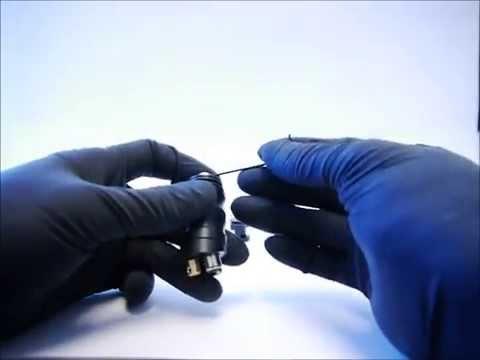 Stigma Amen Rotary Tattoo Machine And Motor Instructional Assembly