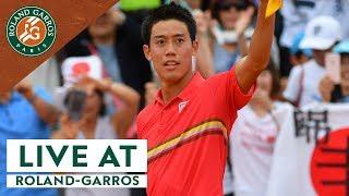 Live at Roland-Garros #6 - Daily Show | Roland-Garros 2018