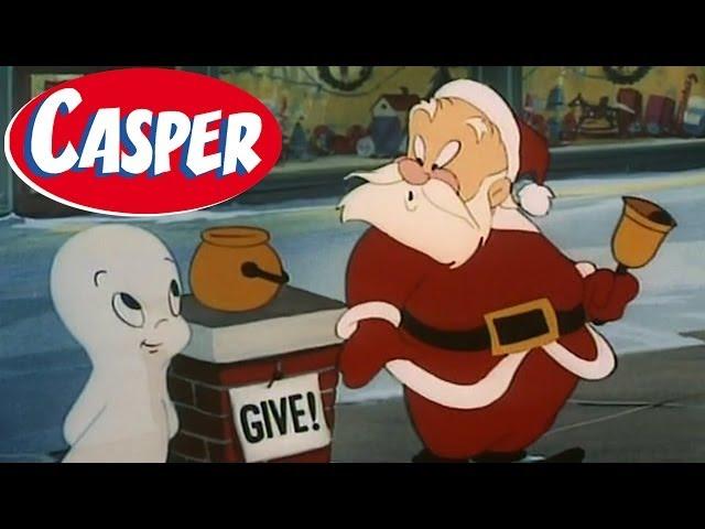 9 Video Kartun Casper Si Hantu Baik Yang Bikin Gemes