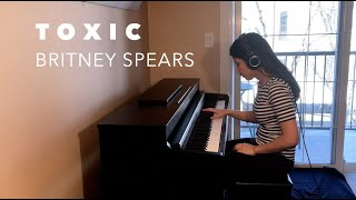 Britney Spears - Toxic updated + sheets (HQ piano cover)