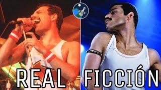 Bohemian Rhapsody: Realidad vs Ficción