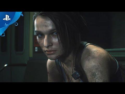 Resident Evil 3 - Launch Trailer   PS4