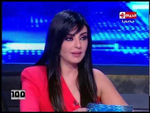 100 سؤال - الفنان فاروق الفيشاوي... باسم يوسف فضح الاعلاميين واتمنى وجوده واستمراره