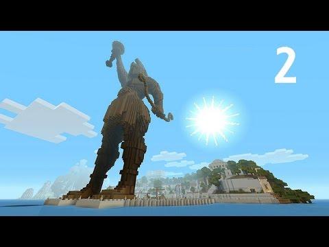 minecraft ps4 pack mythologie grecque episode 2. Black Bedroom Furniture Sets. Home Design Ideas