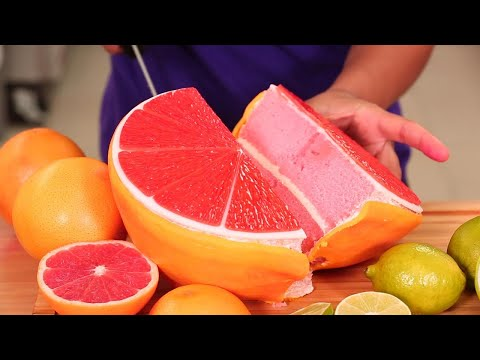 This Grapefruit is a CAKE. | Cakes with Citrus Flavors! | How To Cake It with Yolanda Gampp
