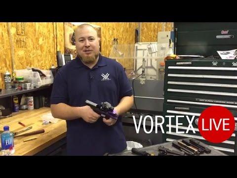 VortexLIVE: How to Mount a Red Dot to a Handgun