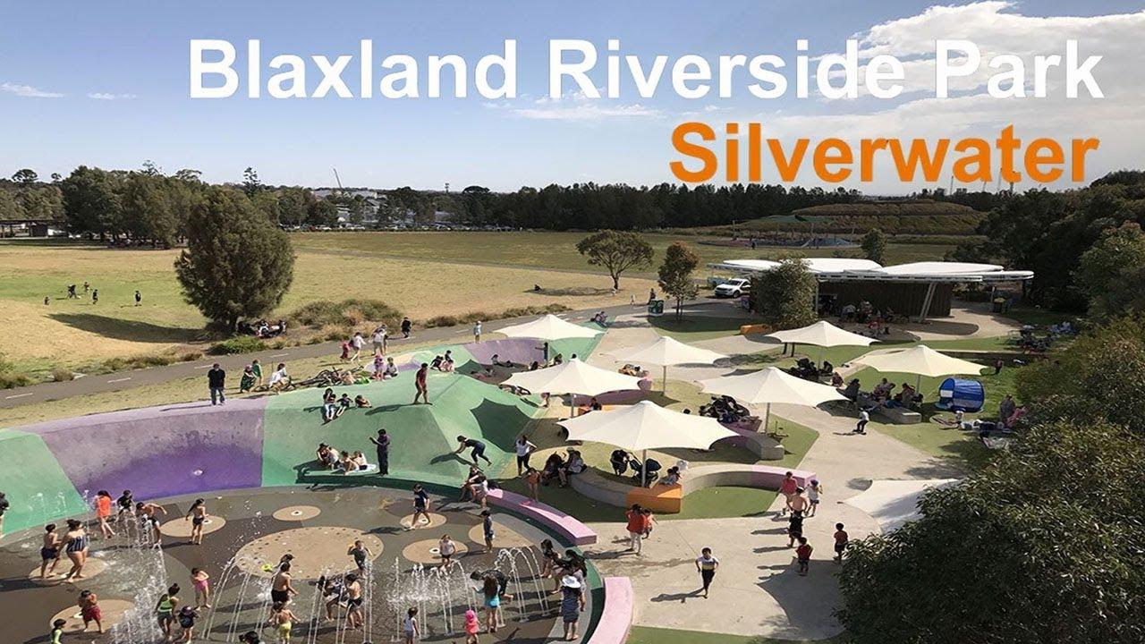 Blaxland Riverside Park Silverwater