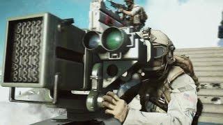 Battlefield 4 Final Stand - Official DLC Gameplay Trailer [EN]