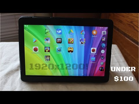 Is This One Of The Best Android Tablets Under $100?! (Beneve 10.1