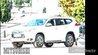Next Generation 2019 Mitsubishi Pajero Sport -  New SUV Release Date And Price