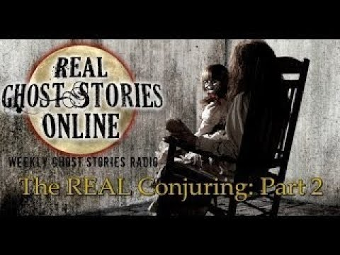 The Conjuring The Real Story Behind the Haunting Part 2